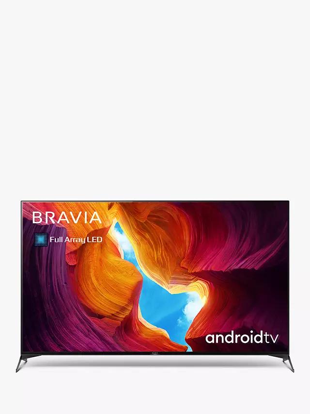 Sony Bravia KD55XH9505 (2020) + Free Sony HT-G700 Soundbar £999 @ John Lewis & Partners