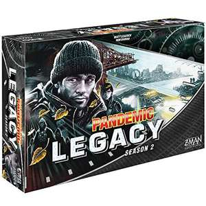 Pandemic Legacy Season 2 (Black) Board Game - £44.23 @ Amazon