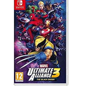 Marvel Ultimate Alliance 3: The Black Order (Switch) £14.98 (NEW) in store @ Game - Nottingham