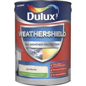 Dulux Weathershield (Most Colours) 5L - £30 each / 2 for £40 at Homebase