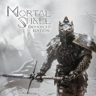 Mortal Shell [PS4 with free PS5 Upgrade] £7.63 / Mortal Shell: Enhanced Edition [PS4 / PS5] £12.43 @ PlayStation PSN Turkey