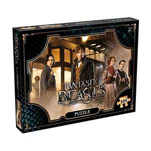 Fantastic Beasts and Where to Find Them 500 Piece Puzzle - £4.21 Prime / £8.70 Non Prime at Amazon