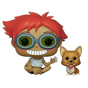 Funko Pop! Cowboy Bebop Ed and Ein - £3.99 Delivered at Forbidden Planet