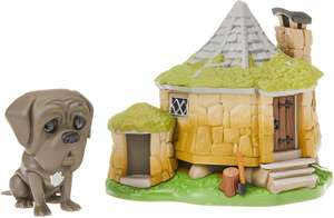 Funko 44230 POP. Town: Harry Potter-Hagrid's Hut w/Fang Collectible Figure, Multicolour - £13 Prime / +£4.49 non Prime @ Amazon