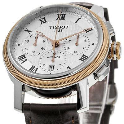 Tissot Bridgeport Chrono Auto - £599.99 delivered @ TK Maxx
