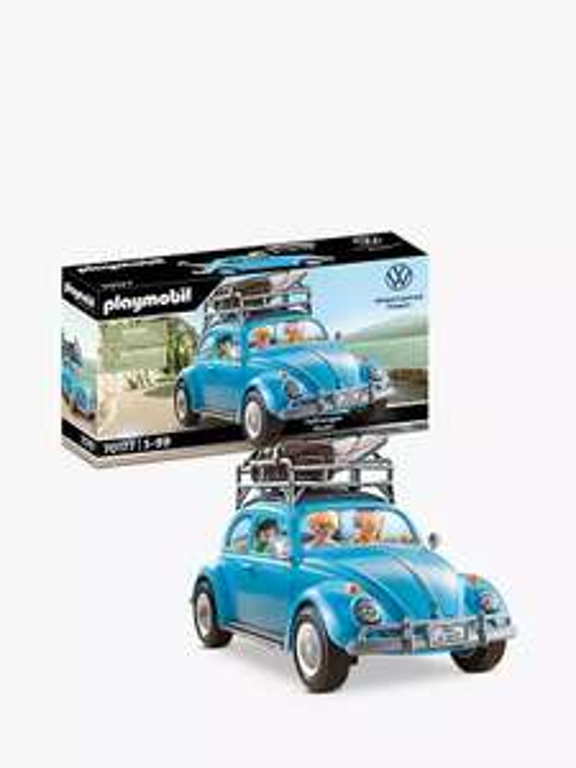 Playmobil Volkswagen Beetle 70117 £27.99 delivered (26.49 C&C / £3.50 delivery) @ John Lewis & Partners