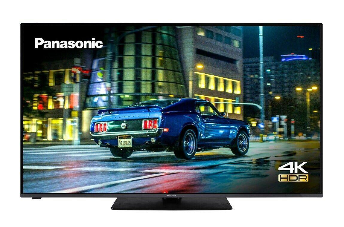 "Panasonic TX-55HX580B 55"" SMART 4K Ultra HD HDR LED TV Freeview Play Refurbished £367.99 with code @ Panasonic / eBay"