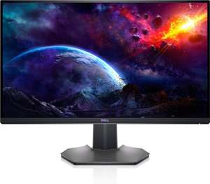 Dell S2721DGFA 27 Inch QHD (2560x1440) 165Hz, IPS, 1ms, 400 nits, FreeSync Premium Gaming Monitor £328.60 with code (£303 Students) at Delll