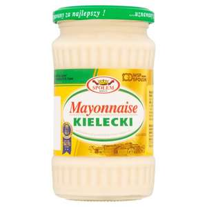 Kielecki Majonez Mayo 310ml £1 Clubcard Price (Minimum Basket / Delivery Fee Applies) @ Tesco