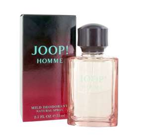 Joop! Homme 75ml Deodorant Spray for Men £9 delivered @ perfumeplusdirect / ebay
