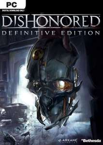 Dishonored Definitive Edition PC £2.89 @ CDKeys