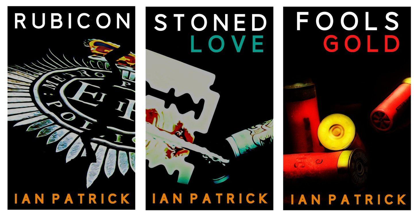 Rubicon (Sam Batford Book 1): free on Kindle this weekend @ Amazon