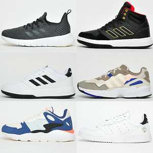 Adidas Mens Casual Original Running Trainers from £24.99 with Free Delivery @ eBay / Express Trainers