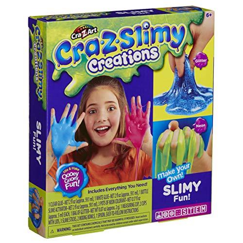 Cra-Z-Slimy 28821 Creations Slimy Fun Kit - £4.83 (+£4.49 Non-Prime) @ Amazon