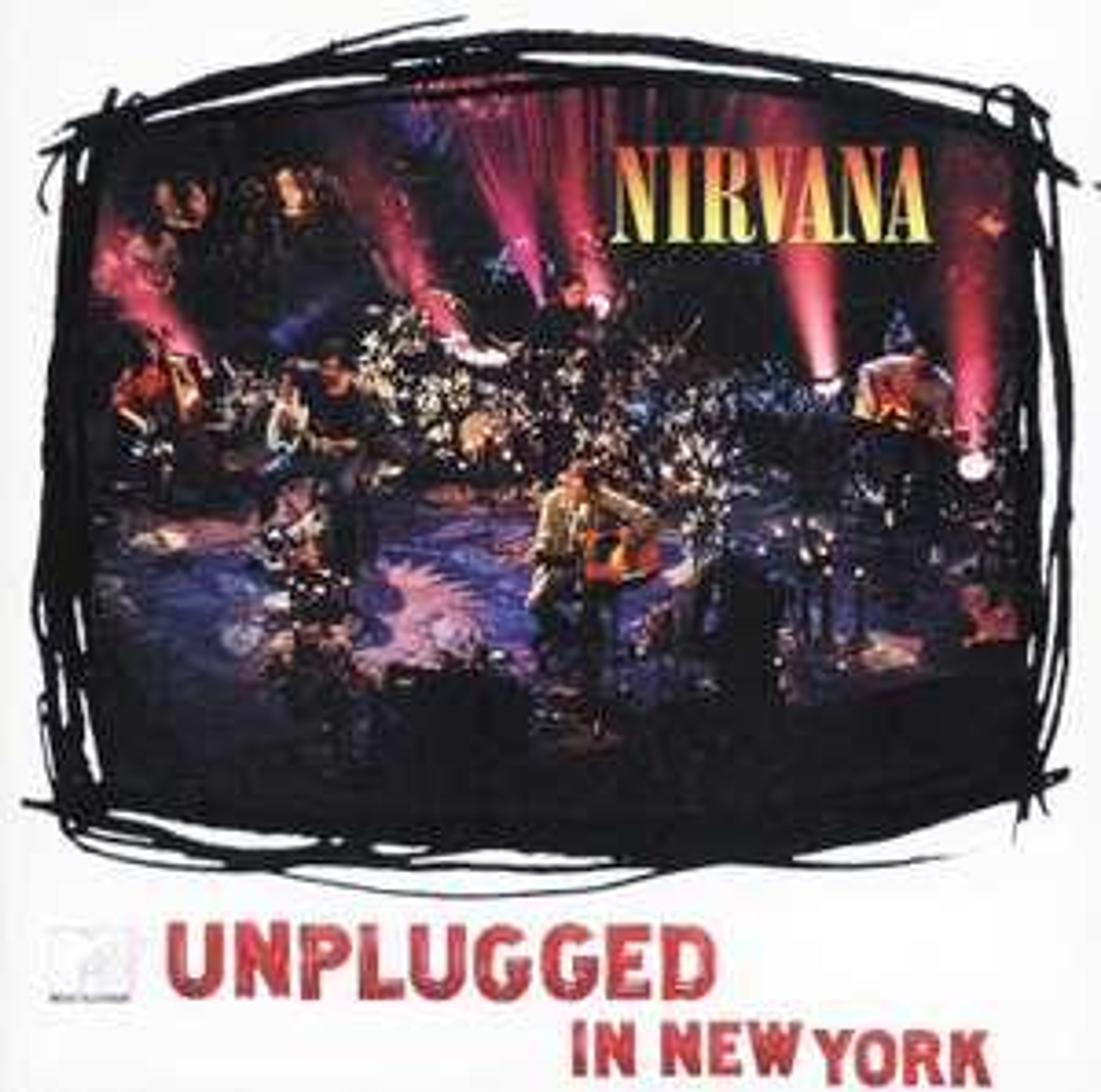 Nirvana - MTV Unplugged In New York (CD + Free MP3) £5.19 + £2.99 Non Prime @ Amazon