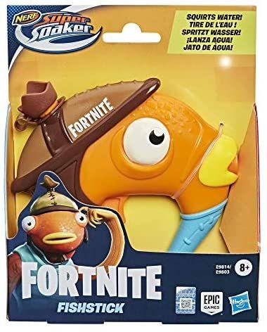 Fortnite Fishstick Micro Super soaker - £7.17 + £4.49 Non-Prime (Mainland UK) - Sold by Amazon EU @ Amazon