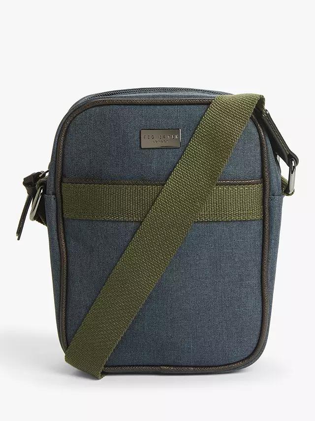 Ted Baker Quik Flight Bag, Navy £34.50 + delivery @ John Lewis & Partners