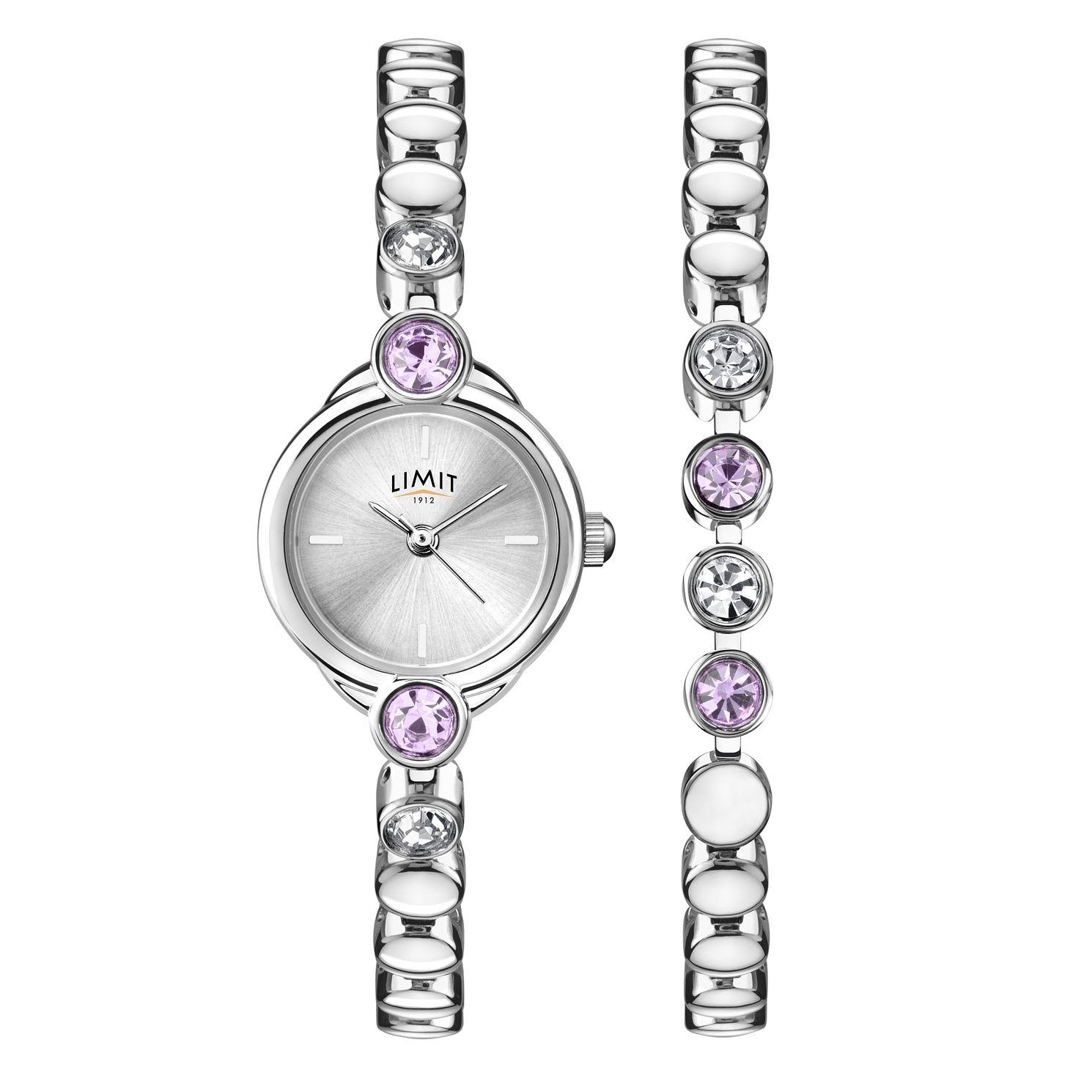 Limit Ladies' Watch & Bracelet Gift Set @ H. Samuel £18.99 (use code)