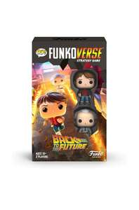Funkoverse: Back to The Future Board Game £11.91 @ Amazon Prime (+£4.49 non Prime)