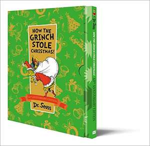 How the Grinch Stole Christmas! Slipcase edition (Hardcover) £6.79 @ Amazon (Prime - £2.99 non Prime)