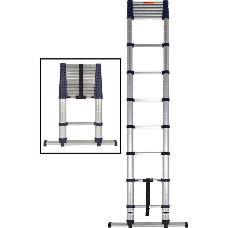 XTend+Climb Pro Series Telescopic Ladder 3.2m - £139.98