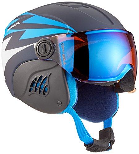 ALPINA Children's Carat Le Visor Hm Ski Helmet - £16.83 (+£4.49 Non-Prime) @ Amazon