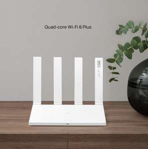 Huawei AX3 quad-core WiFi 6 router £48.24 delivered @ Amazon.it
