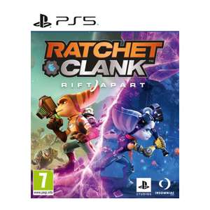 Ratchet & Clank: Rift Apart (PS5) £59.80 at The Game Collection