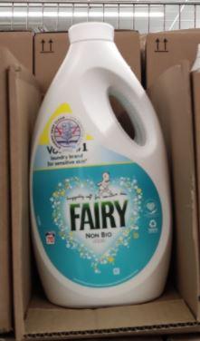 Fairy laundry liquid £6.99 @ Lidl, Andover