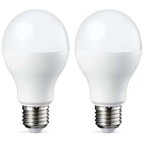 Amazon Basics LED E27 Edison Screw Bulb, 14W (equivalent to 100W), Warm White, Dimmable - Pack of 2 £4.01 Amazon Prime (+£4.49 Non Prime)