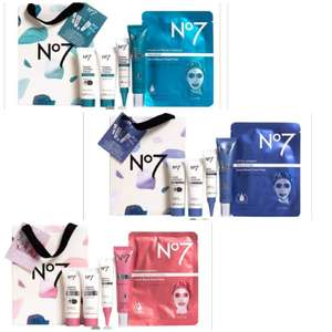 No7 Restore & Renew, Protect & Perfect, Lift & Luminate ,Collection Sets Now Only £29.60 (Free delivery) @ Boots