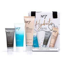 No7 Hydrate The Skin Prep Trio Gift Set - Now £12.80 at Boots (£1.50 click and collect or Free over £15 spend)
