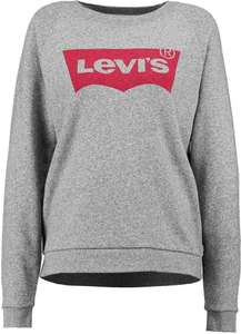 Levi's Women's Relaxed Graphic Crew Sweatshirt £20 (possibly £18 for Prime Student) @ Amazon