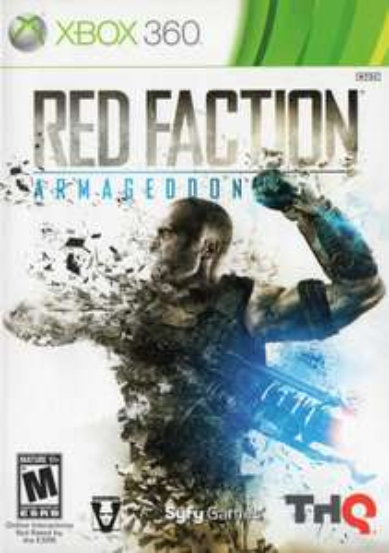 Red Faction: Armageddon - Free (Xbox Live Gold) @ Xbox Store Korea