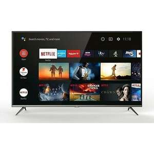 """TCL 65EP658 65"""" Smart 4K Ultra HD Android TV £479.96 at Ebay / buyitdirectdiscounts"""