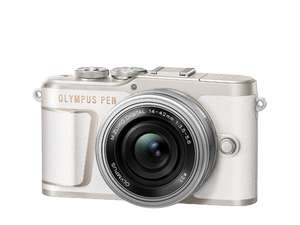 E-PL10 Pancake Kit and a 45mm F1.8 Lens £548.99 @ Olympus