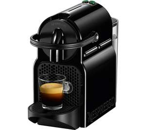 NESPRESSO by Magimix Inissia 11350 Coffee Machine - Black, £59.99 at Currys PC World - Click and collect only - Select locations