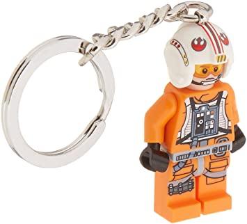 Lego Star Wars minifigure keyrings £1 / Large BB8 Led keyring now £9.79 instore @ Lego Westfield Shepherd's Bush