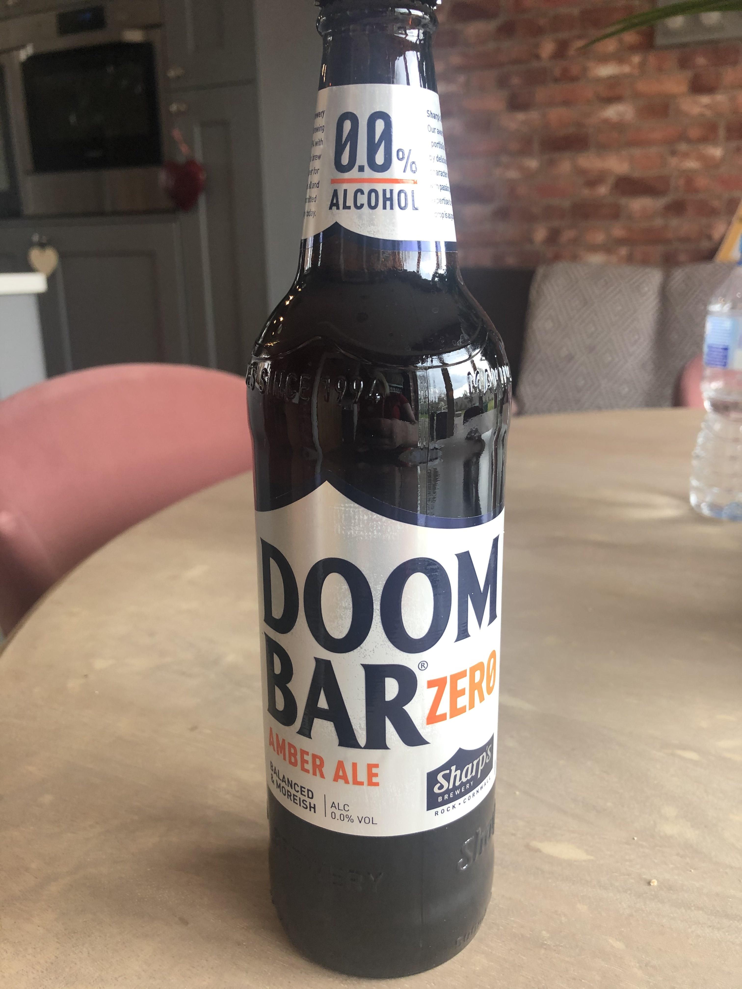 Sharps Doom Bar Zero 39p at Selby Home Bargains