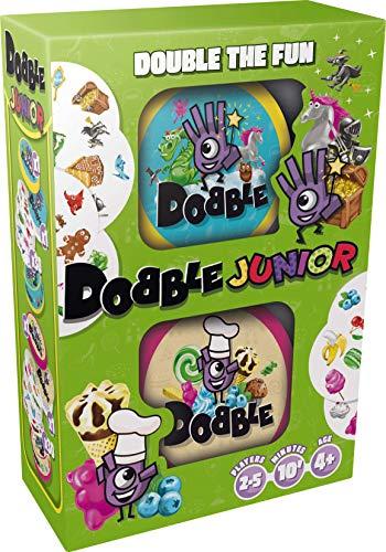 Asmodee - Dobble Junior - Card Game £10.60 (+£4.49 Non Prime) at Amazon