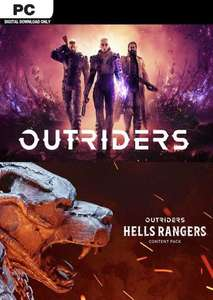 OUTRIDERS + HELL'S RANGERS CONTENT PACK PC £28.49 at CDKeys