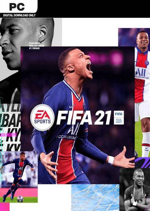 FIFA 21 PC (EN) £13.99 at CDKeys