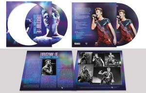 David Bowie: Outside Tour Live 95 - Vinyl - Limited Edition Picture Disc 180g £16.38 (£14.74 with Newsletter Sign Up Code) @ RareWaves