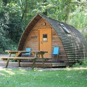 One Night Stay in a Wigwam or a Camping Hut £33.75 with code (Cornwall) / Overnight Family Camping Pod (Devon) £41.25 @ BuyAGift