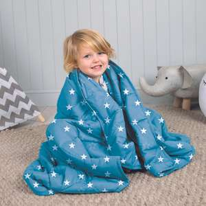 Kids weighted blanket - £14.99 (+£3.49 Delivery) @ Home Bargains