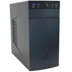 Punch Technology 2003 mATX Ryzen 7 4750G 16GB 240GB SSD Radeon Windows 10 Pro Desktop PC - £604.96 @ Laptops Direct