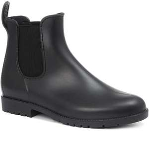 Ankle Wellington Boot £14.99 + Free C&C/£2.99 delivery @ Pavers