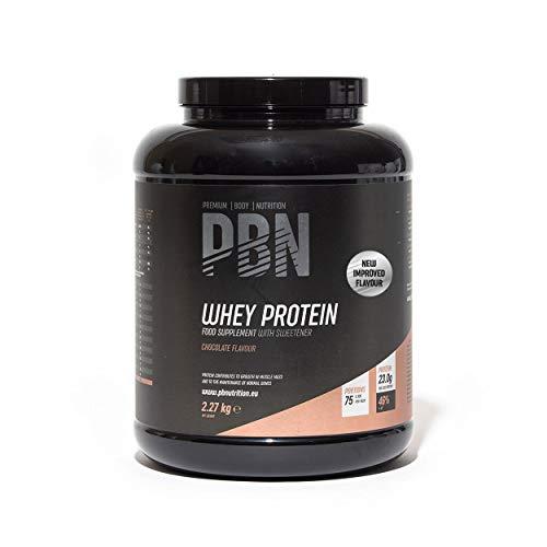PBN Whey Protein. 2.27kg, Chocolate. £18.88 + £4.49 NP @ Amazon
