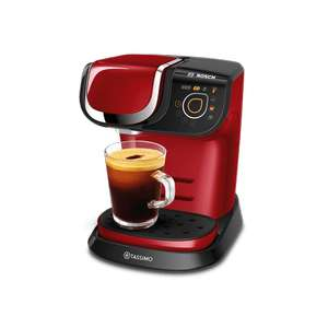 Tassimo Coffee Machine £1 with Subscriptions E.G 15 Packs (8/16pods) Every 3 months (£59.97) for a year + Machine for £240.88 @ Tassimo Shop