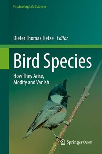 Bird Species: How They Arise, Modify and Vanish Free Kindle Edition Ebook @ Amazon